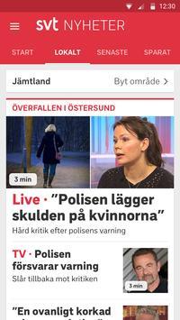 SVT Nyheter screenshot 3