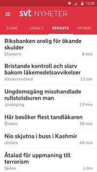 SVT Nyheter screenshot 4