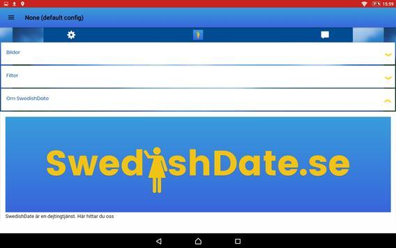 SwedishDate screenshot 3