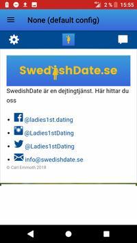 SwedishDate poster