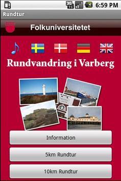 Roundtrip in Varberg screenshot 1