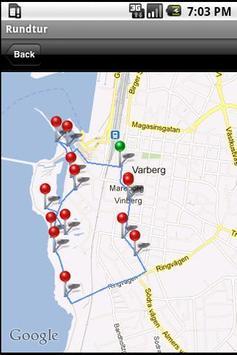 Roundtrip in Varberg screenshot 2