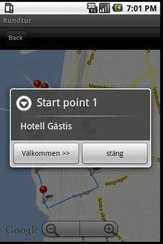 Roundtrip in Varberg screenshot 3