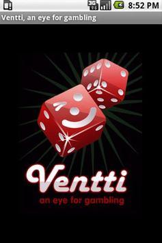 Ventti Casino poster