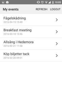 Magnet apk screenshot