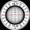 Rotating Sphere Inclinometer ikona