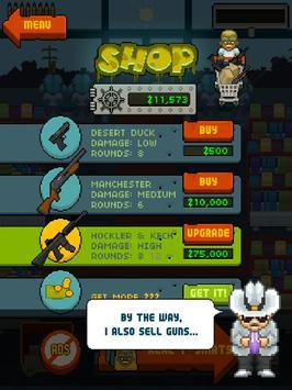 Zombie T-shirt Store apk screenshot
