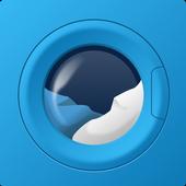 Tvättstugetid icon