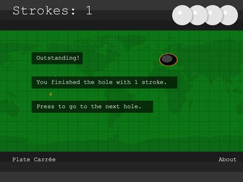 World Map Golf screenshot 8