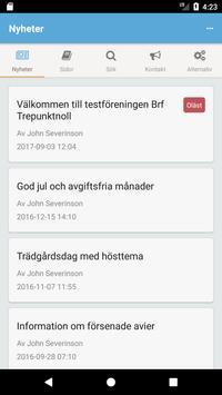 Min Brf apk screenshot