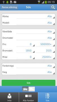 Bilomarin AB apk screenshot