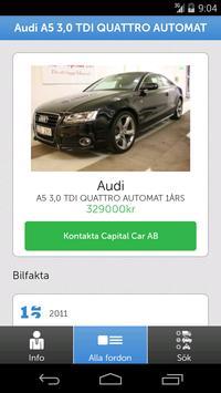 Capital Car screenshot 1