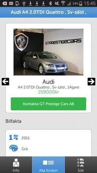 Gt Prestige Cars screenshot 2