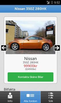 Skåne Bilar screenshot 1