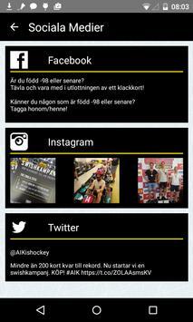 AIK Hockey screenshot 6