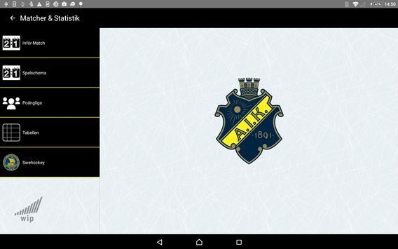 AIK Hockey screenshot 9