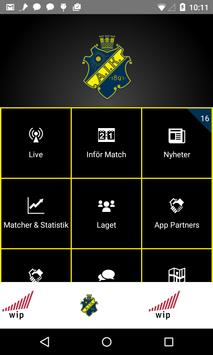 AIK Hockey poster