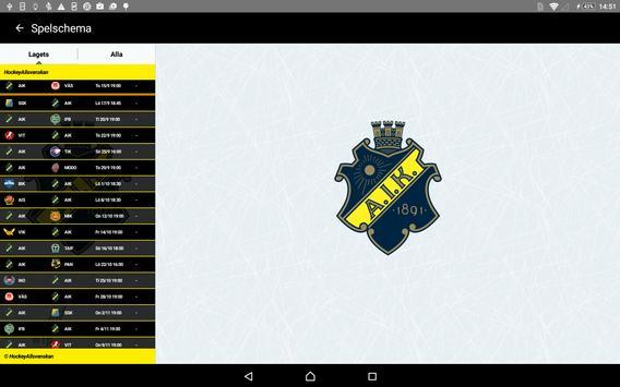 AIK Hockey screenshot 11