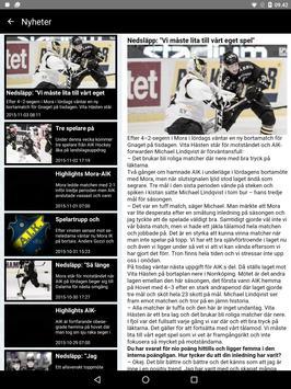 AIK Hockey screenshot 16