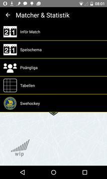 AIK Hockey screenshot 2