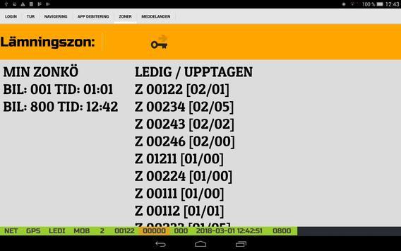 Taxi23 Driver screenshot 3