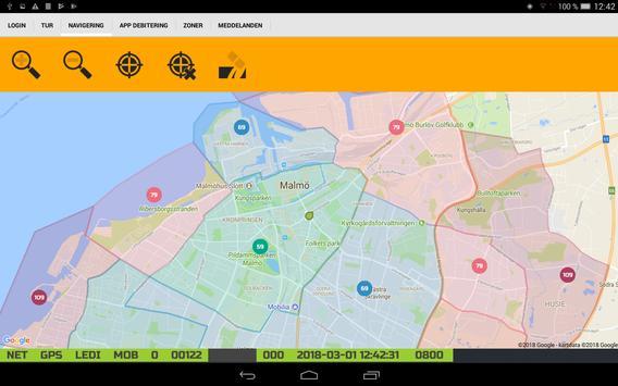 Taxi23 Driver screenshot 2
