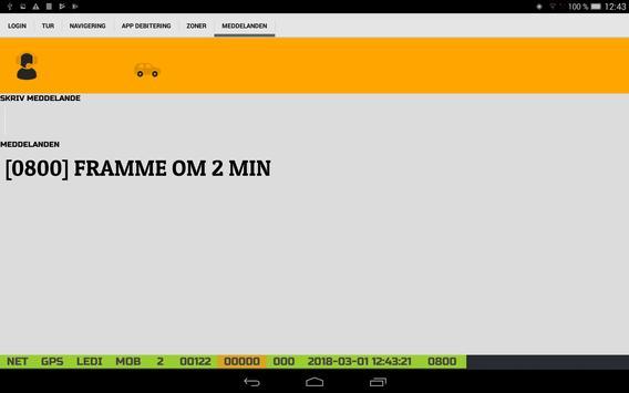 Taxi23 Driver screenshot 4