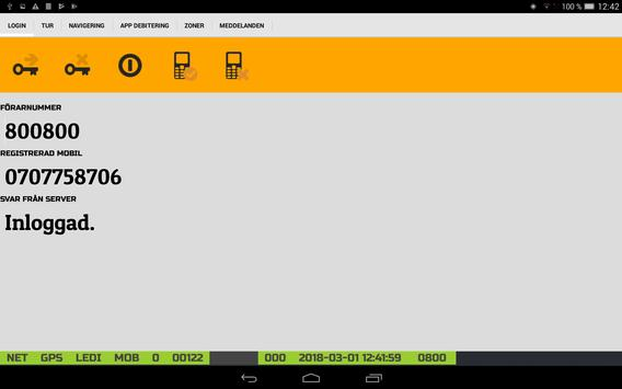 Taxi23 Driver screenshot 6