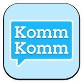 KommKomm icon