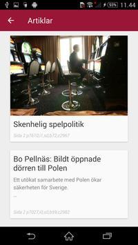 eTA apk screenshot