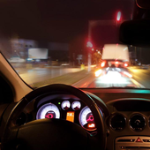 Driving at Night icon