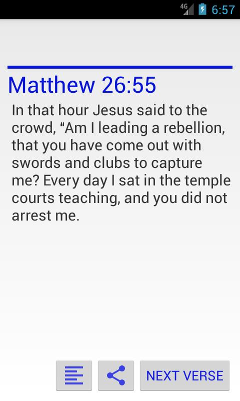 random bible verse of the day