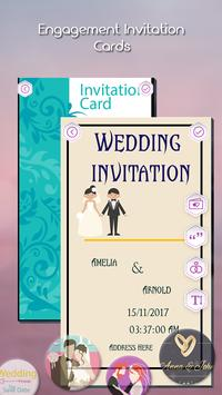 Engagement Invitation Card Maker screenshot 5