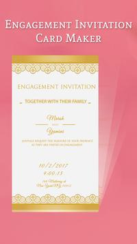 Engagement Invitation Card Maker screenshot 6