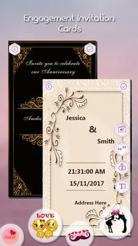 Engagement Invitation Card Maker screenshot 7