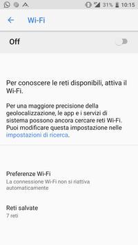 Wifi Settings poster