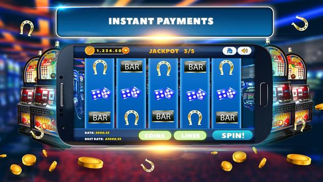 Club of slot machines screenshot 1