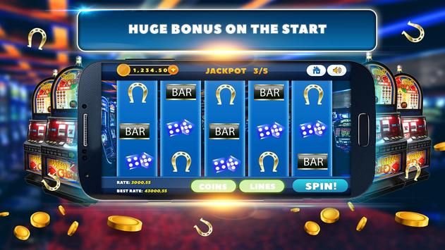 Club of slot machines screenshot 3