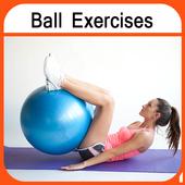 Ball Exercises icon