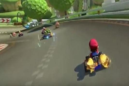 Best Mario Kart 8 Tips apk screenshot