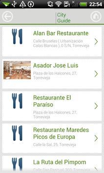 Ciudad Real Guide apk screenshot
