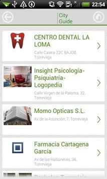 Donostia Guide apk screenshot
