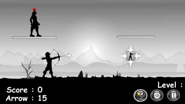 DarkMan 2 Apple Shooter poster
