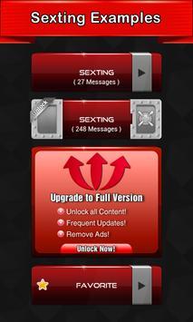 Flirty Text Messages screenshot 1