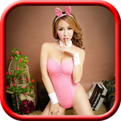 Sexy Cosplay Girls icon