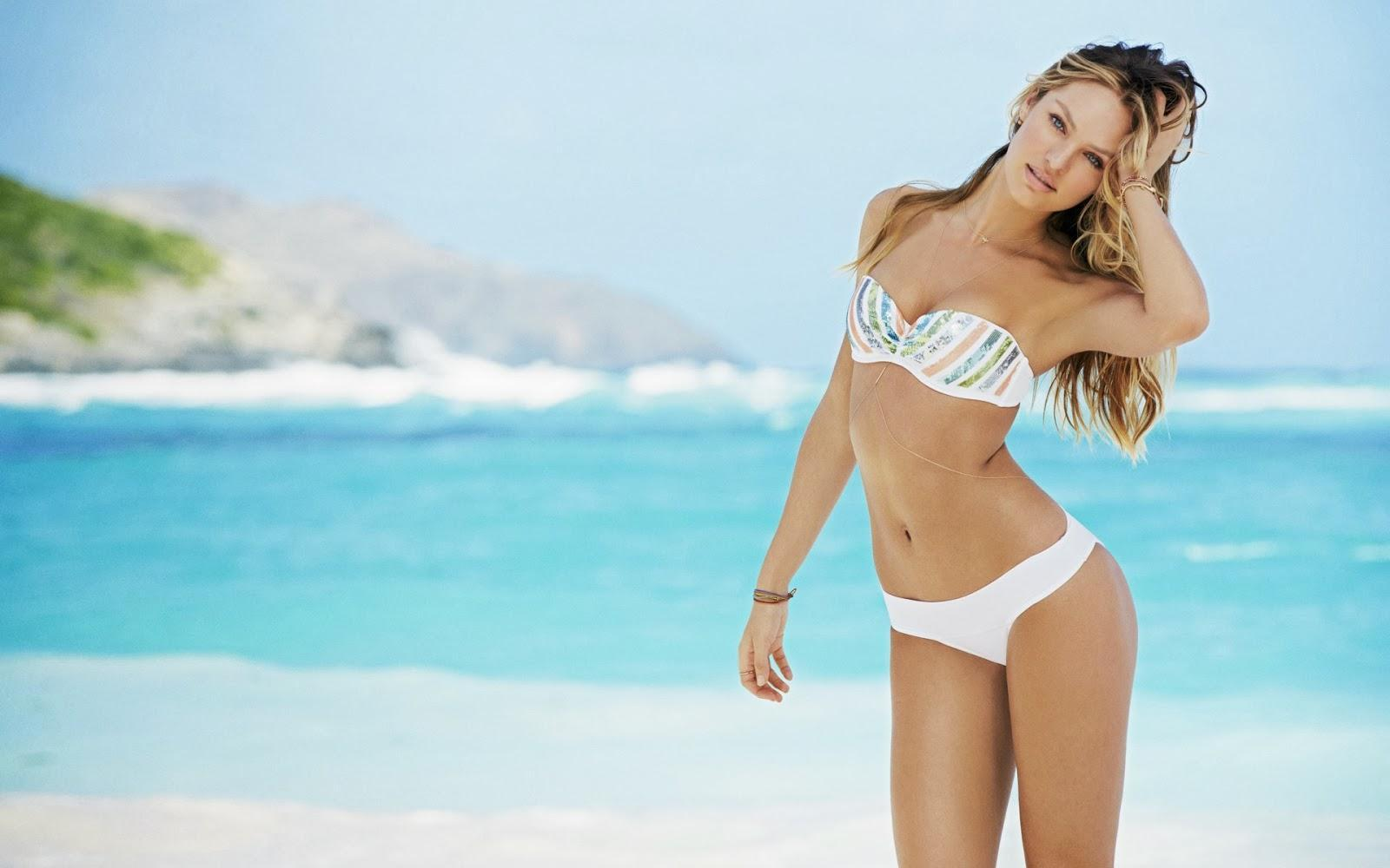 Sexy Hot Beach Bikini Girls Wallpaper For Android - Apk -2228