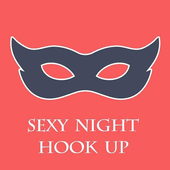 Sexy Night Hook Up - Adult speed dating app icon