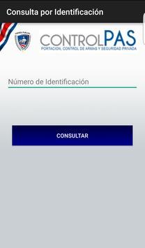 Agente Privado CRC screenshot 2