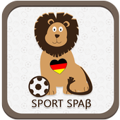 Learn German with SportSpas icon