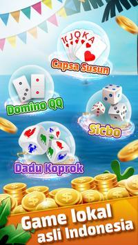 HokiPlay Domino poster